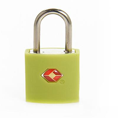 易识别TSA钥匙锁