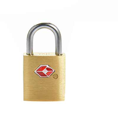 TSA铜锁