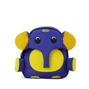 新秀丽儿童系列卡通大象双肩包