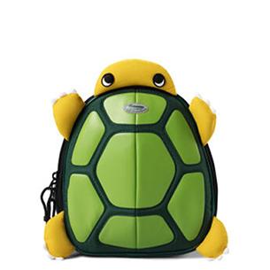 新秀丽儿童系列小乌龟卡通双肩包